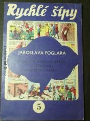 náhled knihy -  Rychlé šípy Jaroslava Foglara, seš. 5