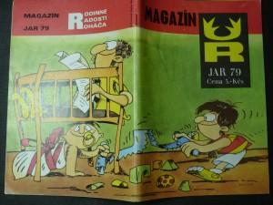 náhled knihy - Magazín R