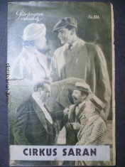 náhled knihy - Cirkus Saran (Bio-program v obrazech), č. 331