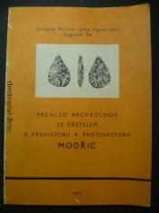 náhled knihy - Přehled archeologie se zřetelem k prehistorii a protohistorii Modřic