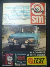 náhled knihy - Porovnávací test automobilů na našem trhu