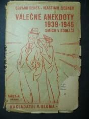 náhled knihy - Válečné anekdoty 1939- 1945 (seš. 3-4)
