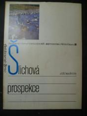 náhled knihy - Šlichová prospekce - metodická příručka Ústředního ústavu geologického, sv. 6