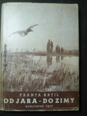 náhled knihy - Od jara - do zimy (myslivecké črty)