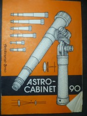 náhled knihy - Astro-Cabinet 90