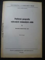 náhled knihy - Politická geografie vybraných islámských států II. Nearabské islámské státy v Asii