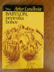 náhled knihy - Babylon, neviestka bohov