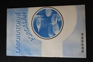 náhled knihy - Laboratorní porcelán