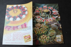 náhled knihy - Voňavý talíř : tip Týdeníku Rozhla