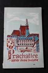 náhled knihy - Prachatice, město české historie