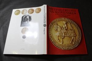 náhled knihy - Medailérstvo na Slovensku do 16. po začiatok 20. storočia