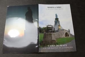 náhled knihy - Mohyla míru a bitva u Slavkova = The Cairn of peace and the battle of Austerlitz