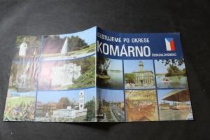 náhled knihy - Cestujeme po okrese Komárno, Československo