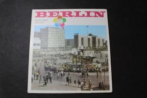 náhled knihy - Berlin, Hauptstadt der DDR