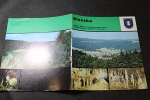 náhled knihy - Blansko, vzorné město Jihomoravského kraje vyznamenané za zásluhy o výstavbu