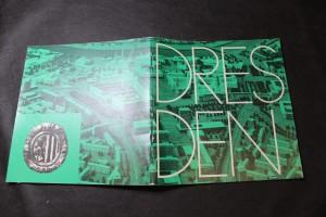 náhled knihy - Herausgeber: Rat der Stadt Dresden - Information