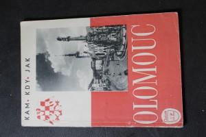 náhled knihy - Olomouc : průvodce po historických památkách města