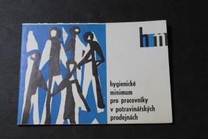 náhled knihy - Hygienické minimum pro pracovníky v potravinářských prodejnách