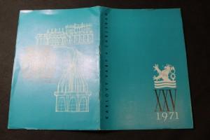 náhled knihy - Karlovy Vary, Carlsbad, XXV. Internationalem Cursum Perfectionis Medicorum