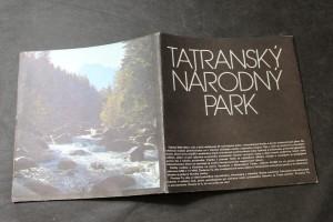 náhled knihy - Tatranský národný park