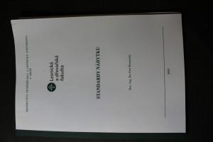 náhled knihy - Standardy nábytku