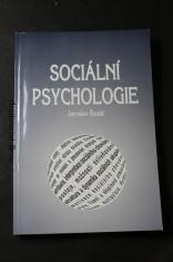 náhled knihy - Sociální psychologie