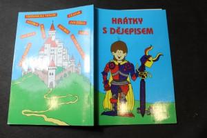 náhled knihy - Hrátky s dějepisem