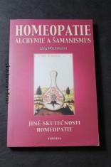 náhled knihy - Homeopatie : alchymie a šamanismus : jiné skutečnosti homeopatie