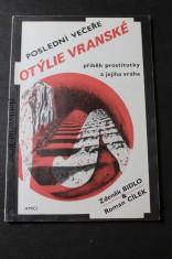 náhled knihy - Poslední večeře Otýlie Vranské : Příběh prostitutky a jejího vraha