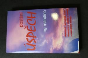 náhled knihy - Poslání úspěch