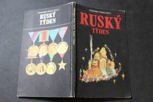 náhled knihy - Ruský týden