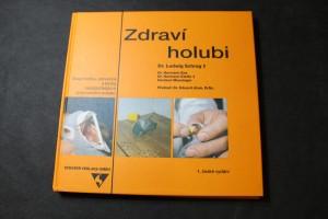 náhled knihy - Zdraví holubi, Diagnostika, prevence a léčba nejdůležitějších onemocnění holubů