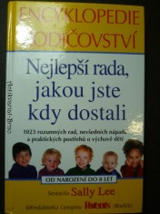 náhled knihy - Encyklopedie rodičovství: Nejlepší rada, jakou jste kdy dostali