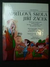 náhled knihy - Aprílová škola