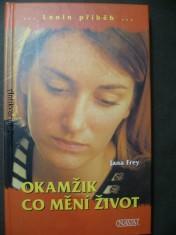 náhled knihy - Okamžik co mění život