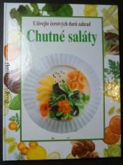 náhled knihy - Chutné saláty