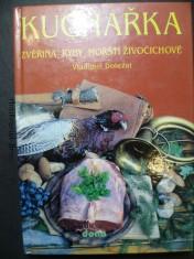 náhled knihy - Kuchařka - Zvěřina, ryby, mořští živočichové,