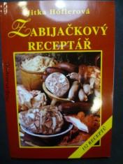náhled knihy - Zabijačkový receptář