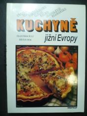 náhled knihy - Kuchyně jižní Evropy