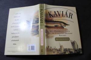 náhled knihy - Kaviár : fascinující cesta za utajenými dějinami kaviáru
