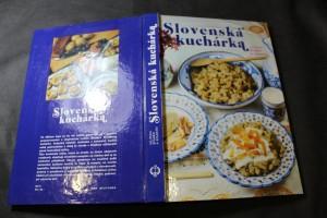 náhled knihy - Slovenská kuchárka
