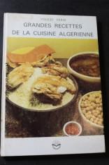 náhled knihy - Grandes recettes de la cuisine algerienne