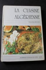 náhled knihy - La Cuisine Algérienne