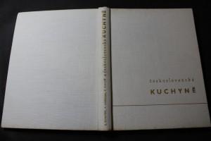 náhled knihy - Československá kuchyně