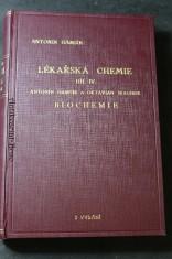 náhled knihy - Lékařská chemie díl IV., Biochemie