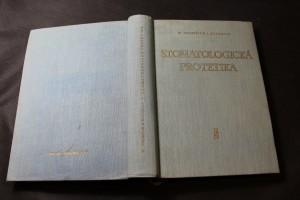náhled knihy - Stomatologická protetika : Celost. vysokošk. učebnice
