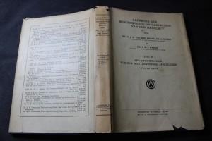 náhled knihy - Leerboek der Beschrijvende Ontleedkunde Van den Mensch, Deel III., Splanchnologie, Klieren met Inwendige Afscheiding Vierde druk.