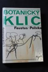 náhled knihy - Botanický klíč : klíč k určování 1000 nejdůležitějších cévnatých rostlin : pomocná kniha pro žáky zákl. škol