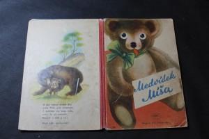 náhled knihy - Medvídek Míša