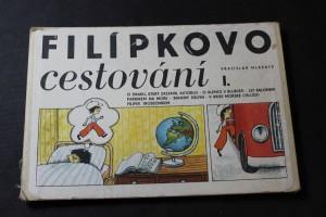 náhled knihy - Filípkovo cestování I.